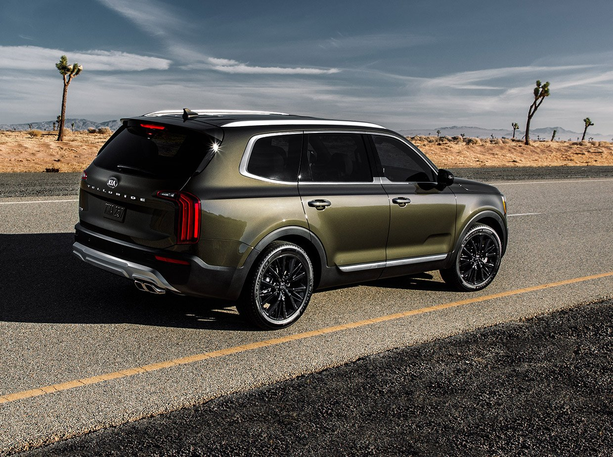 2020 kia telluride offers space  style  and affordability