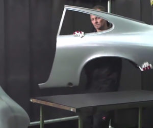 Watch Craftsmen Remake a Classic Porsche Body Panel