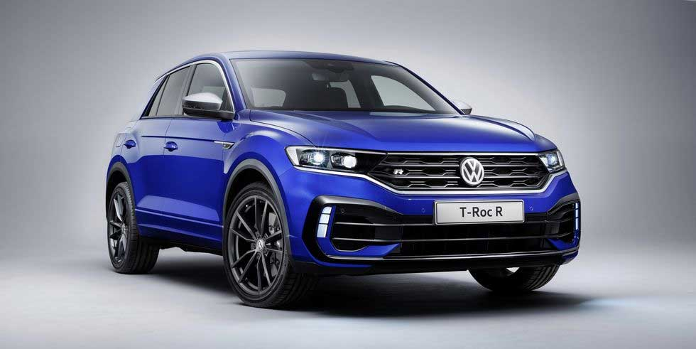 Volkswagen T-Roc R Brings The Power