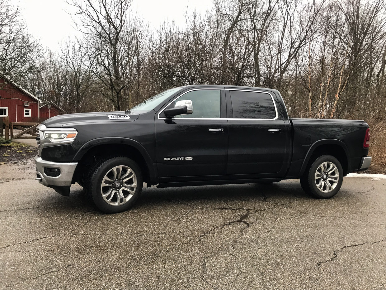 2019 Ram 1500 Longhorn Review: Award Winner Deserves All the Accolades