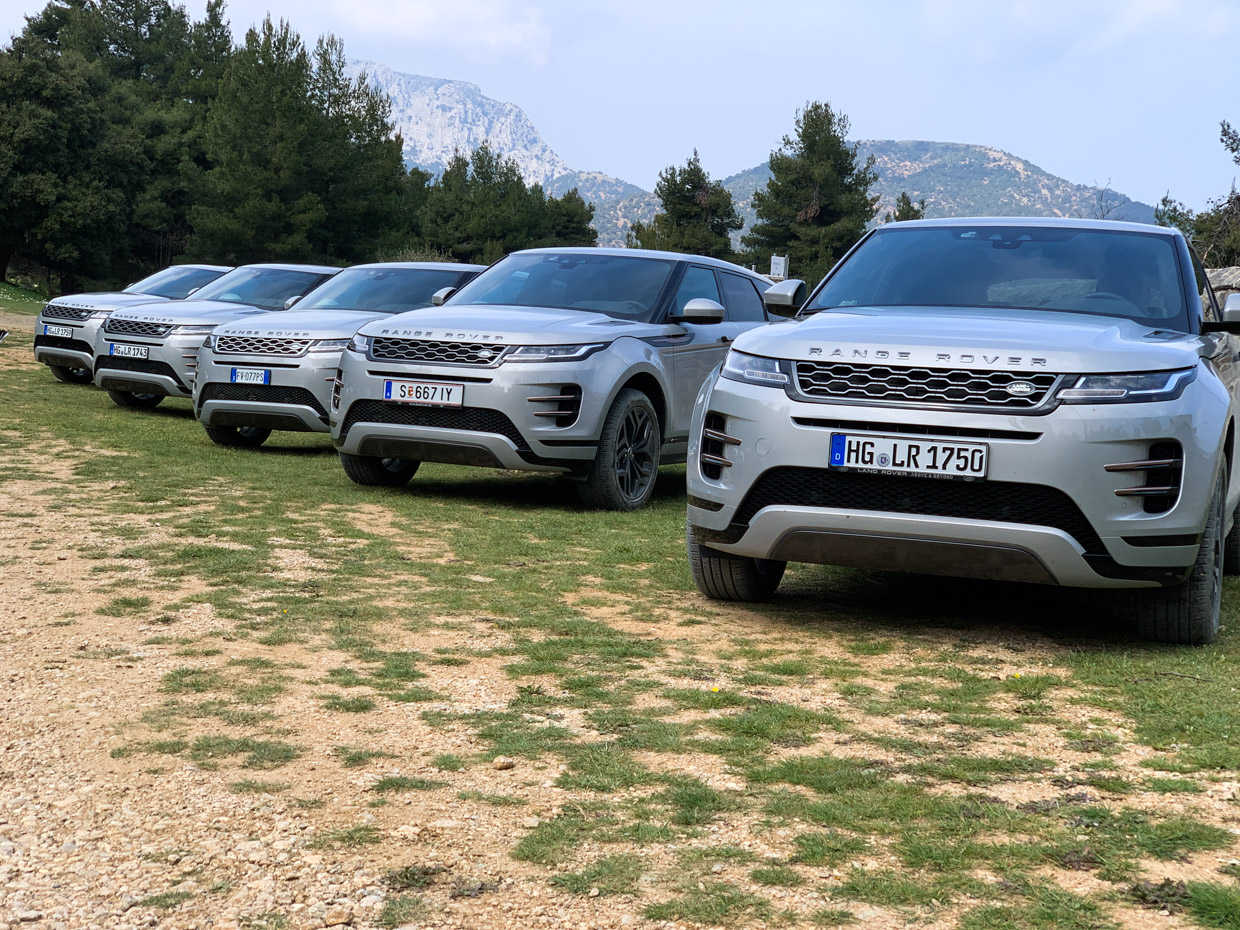 2020 Range Rover Evoque First Drive Review: Refined & Renewed