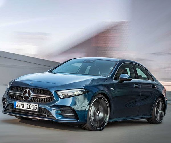 Mercedes-AMG A 35 4Matic Is an Entry-level Performance Sedan