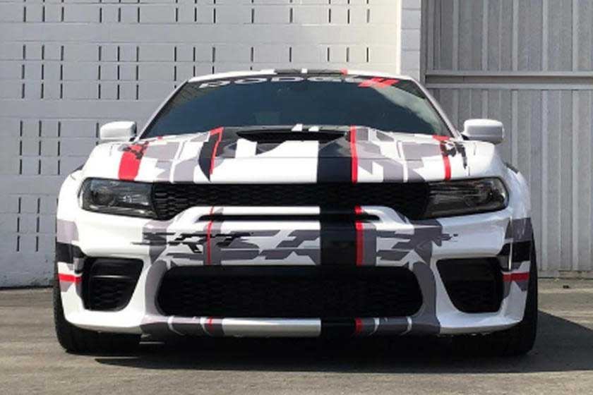 Dodge Charger Widebody Concept Is One Fat Family Sedan