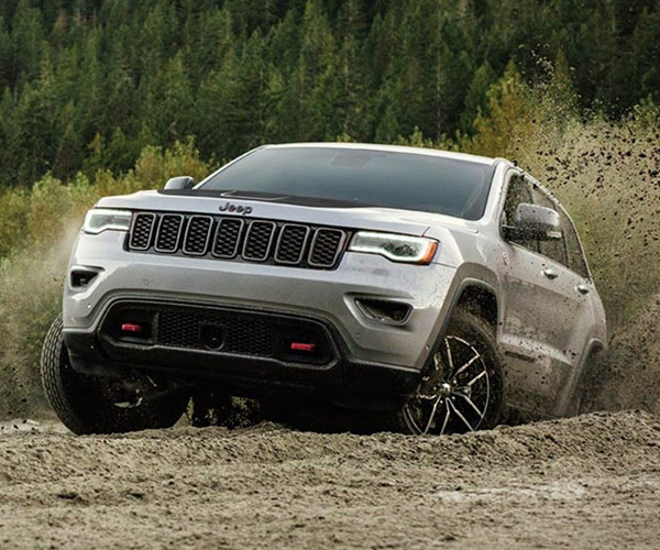 Three-row Jeep SUV to Slot Between Grand Cherokee and Wagoneer
