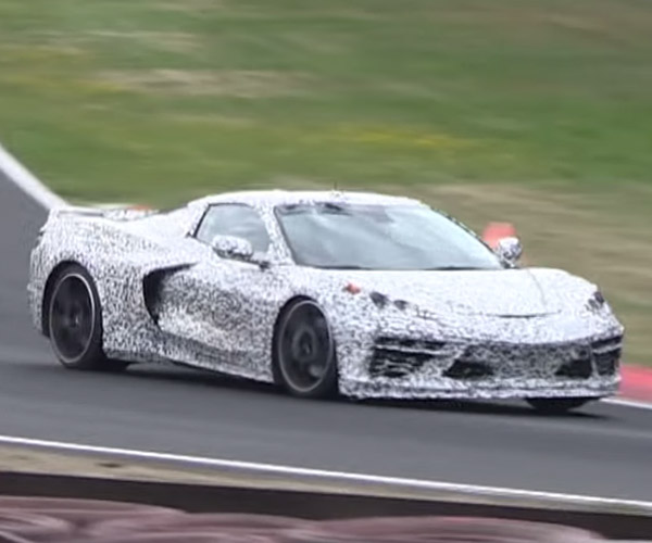 Possible Reasons the Mid-Engine C8 Corvette May Be Delayed