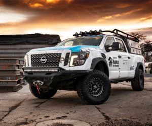 Nissan Titan XD Ultimate Work Truck Ready to Do Good