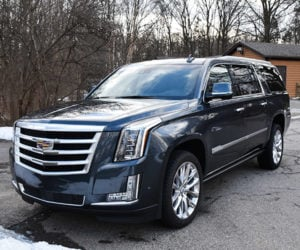 2019 Cadillac Escalade Review: For Fat Cats with Deep Pockets