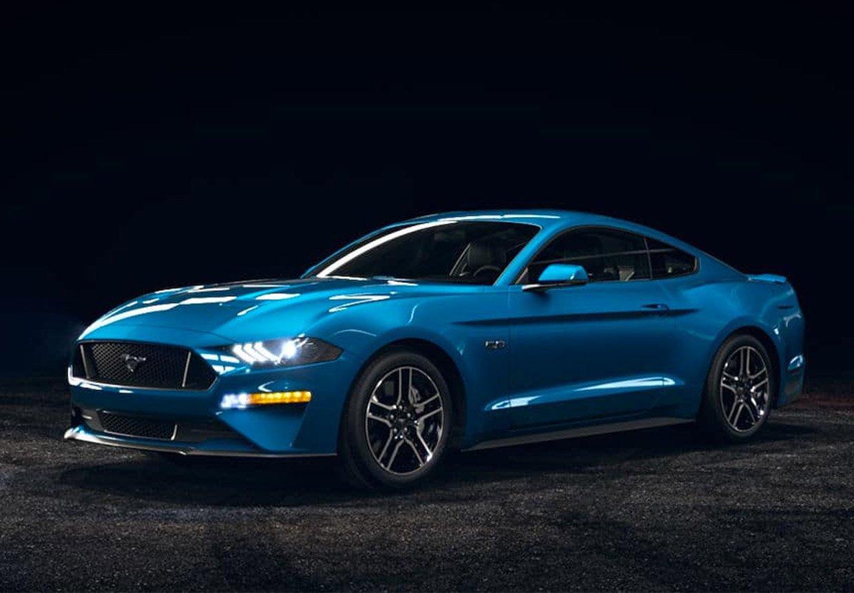 Rumor Suggests Next Mustang Shares Ford Explorer Platform
