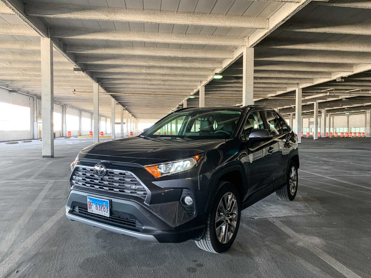 2019 RAV4 Limited AWD Review: A RAVishing Daily Driver