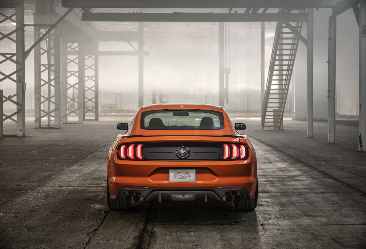 2020 Mustang Gt Convertible Performance Package