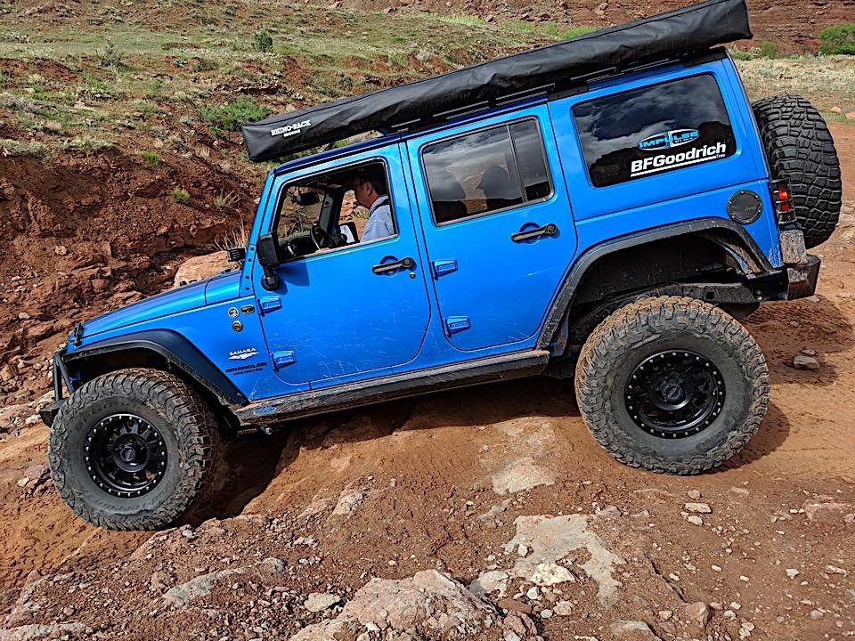 Testing BFGoodrich KM3 Off-Road Tires in Jeep Heaven