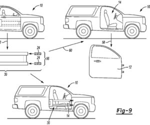 New Ford Bronco May Have Removable Doors… with a Bonus