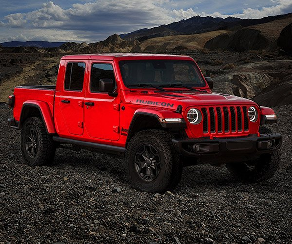 2020 Jeep Gladiator Launch Edition and Prices Announced