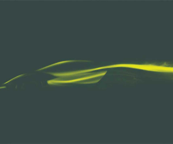 Lotus Teases Type 130 EV Hypercar with Wispy Green Smoke