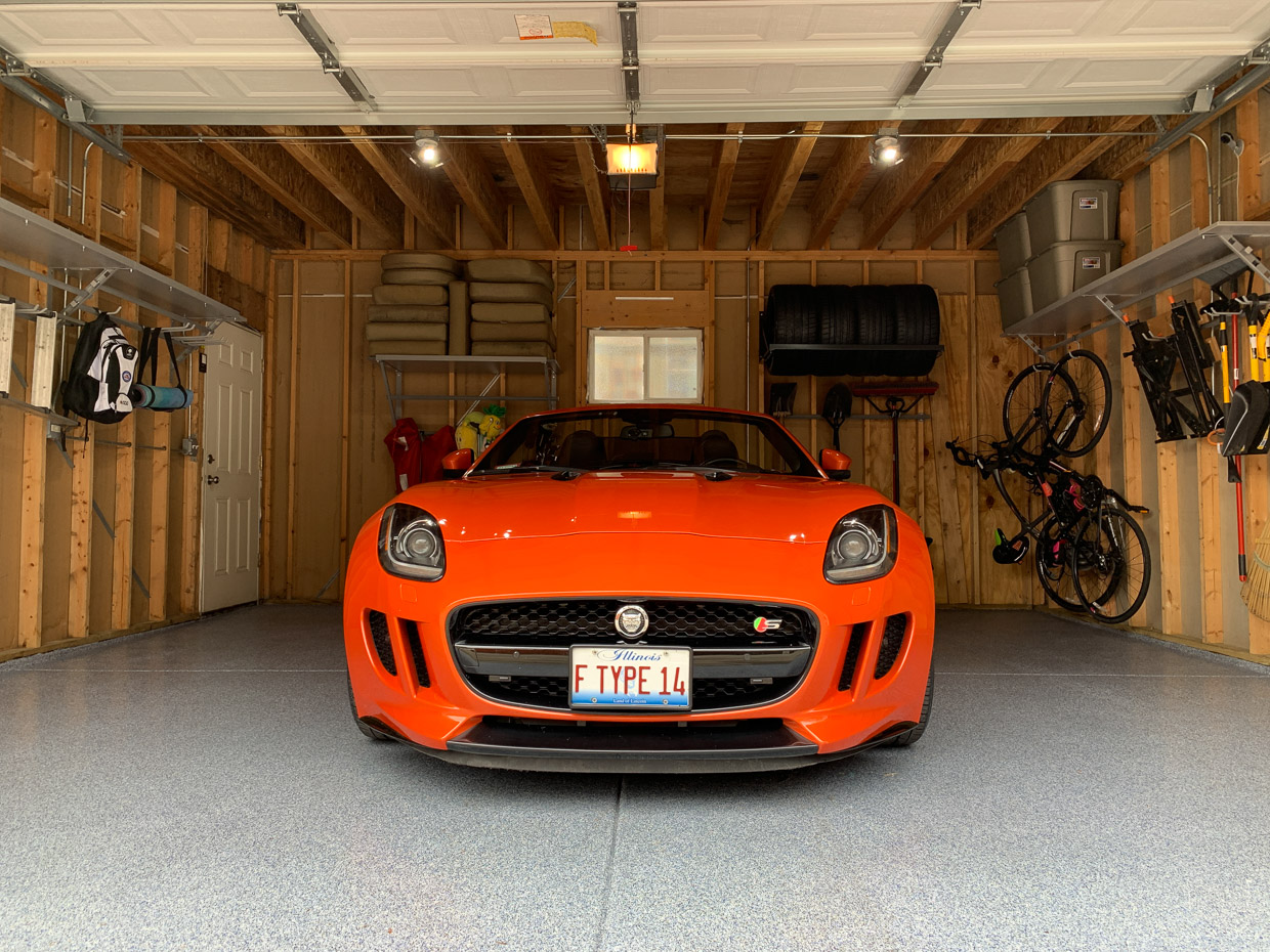 White Rabbit Upgraded Our Garage, and We're Never Looking Back