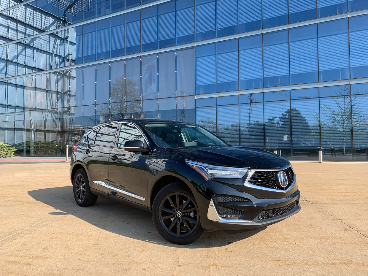 2019 Acura RDX Review: Precision, Performance, and a Pleasing Price