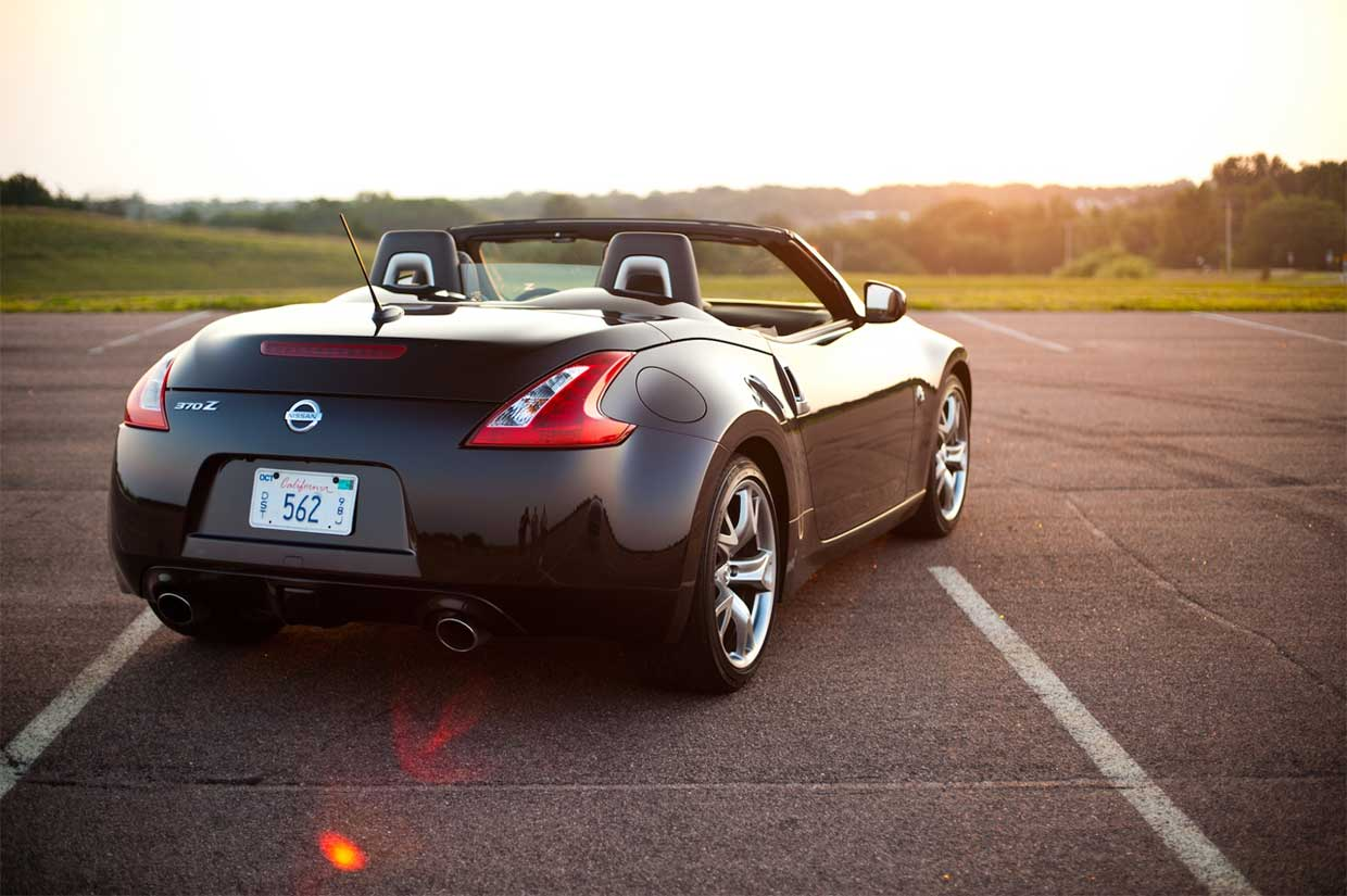 The Ax Falls on the Nissan 370Z Roadster