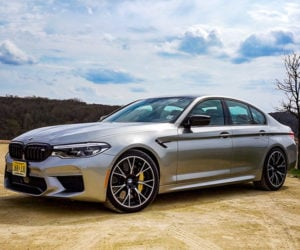 2019 BMW M5 Competition Review: Too Much Is Never Enough