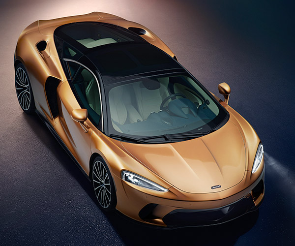 2020 McLaren GT is a Continent-crossing Luxury Supercar