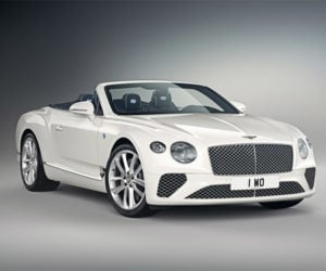 Bentley Continental GT Bavaria Edition is a One-off Beauty