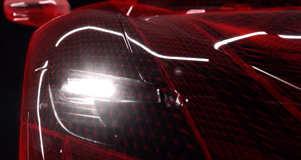 Ferrari's Hybrid Supercar Teased Before Tomorrow's Reveal