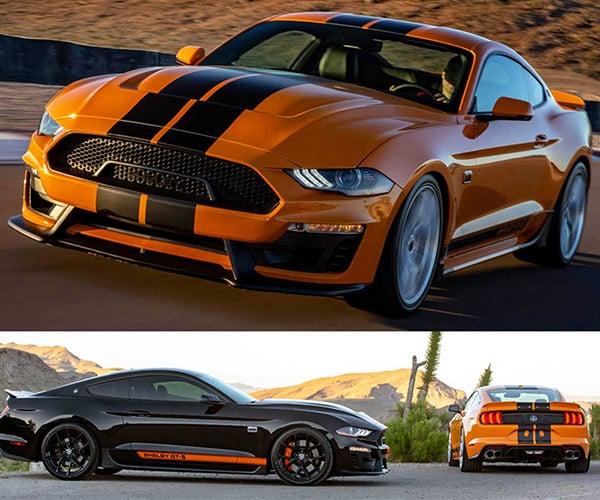 Rental Car Company Has 600hp Shelby Mustangs in Their Fleet