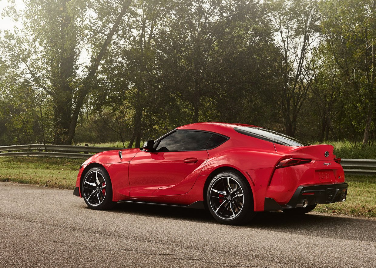 CARB Certification Hints 2.0-liter Supra is Coming Stateside