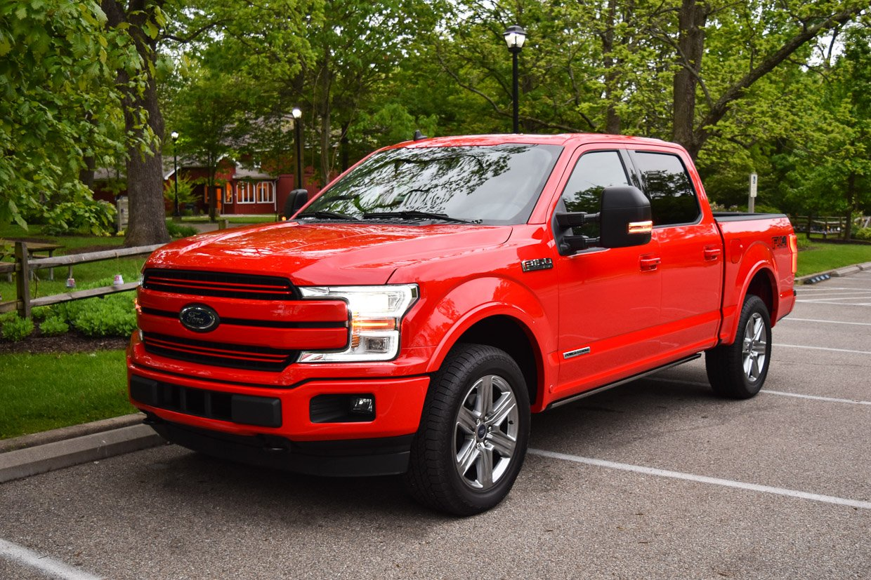2019 Ford F 150 Lariat Fx4 Review Everything You D Want In A Pickup