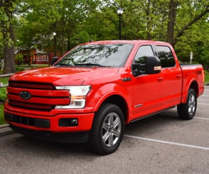 2019 Ford F-150 Lariat FX4 Review: Everything You'd Want in a Pickup