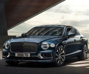 2020 Bentley Flying Spur Can Do 207 mph