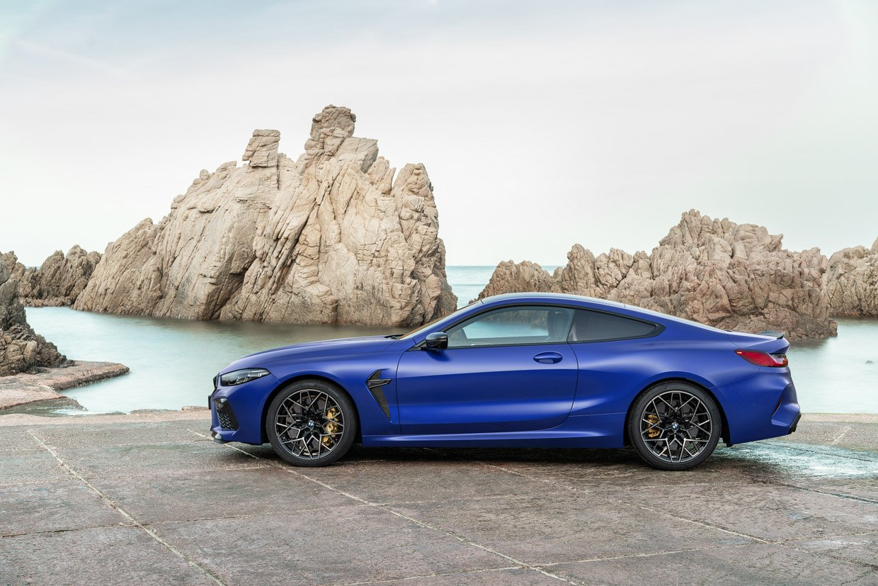 2020 Bmw M8 Brings 600 Hp To The Table