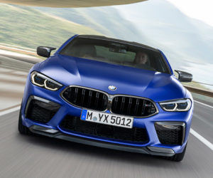 2020 BMW M8 Brings 600+hp to the Table