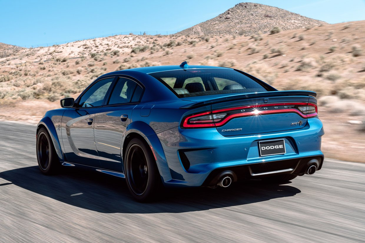 2020 Dodge Charger SRT Hellcat Widebody Is One Badass Family