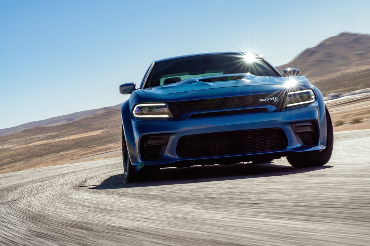2020 Dodge Charger SRT Hellcat Widebody Is One Badass ...