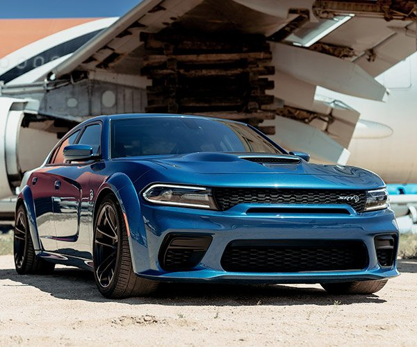 2020 Dodge Charger SRT Hellcat Widebody Is One Badass Family Sedan