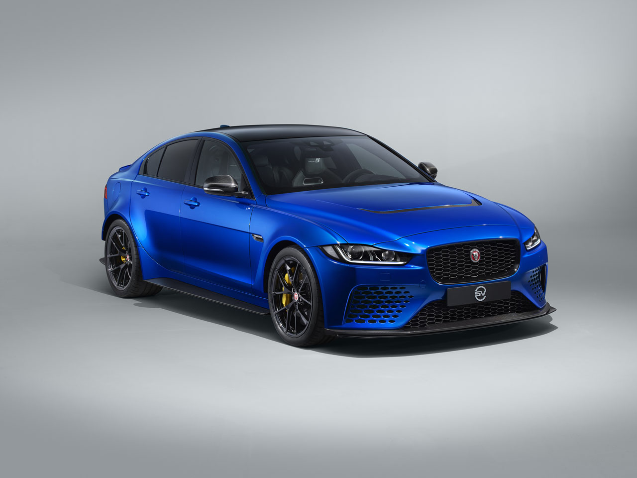 Jaguar XE SV Project 8 Touring is a Milder Shade of Crazy