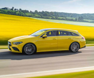 Mercedes-AMG CLA 35 4Matic Is Too Cool for the States
