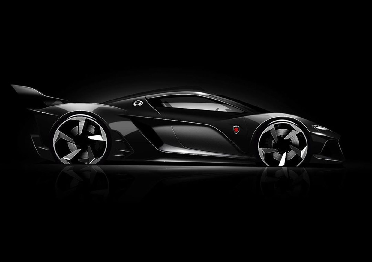 Gemballa Teases Its Own 800hp Supercar