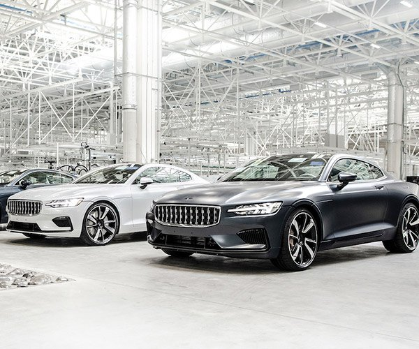 Polestar 1 Enters Final Prototype Stage