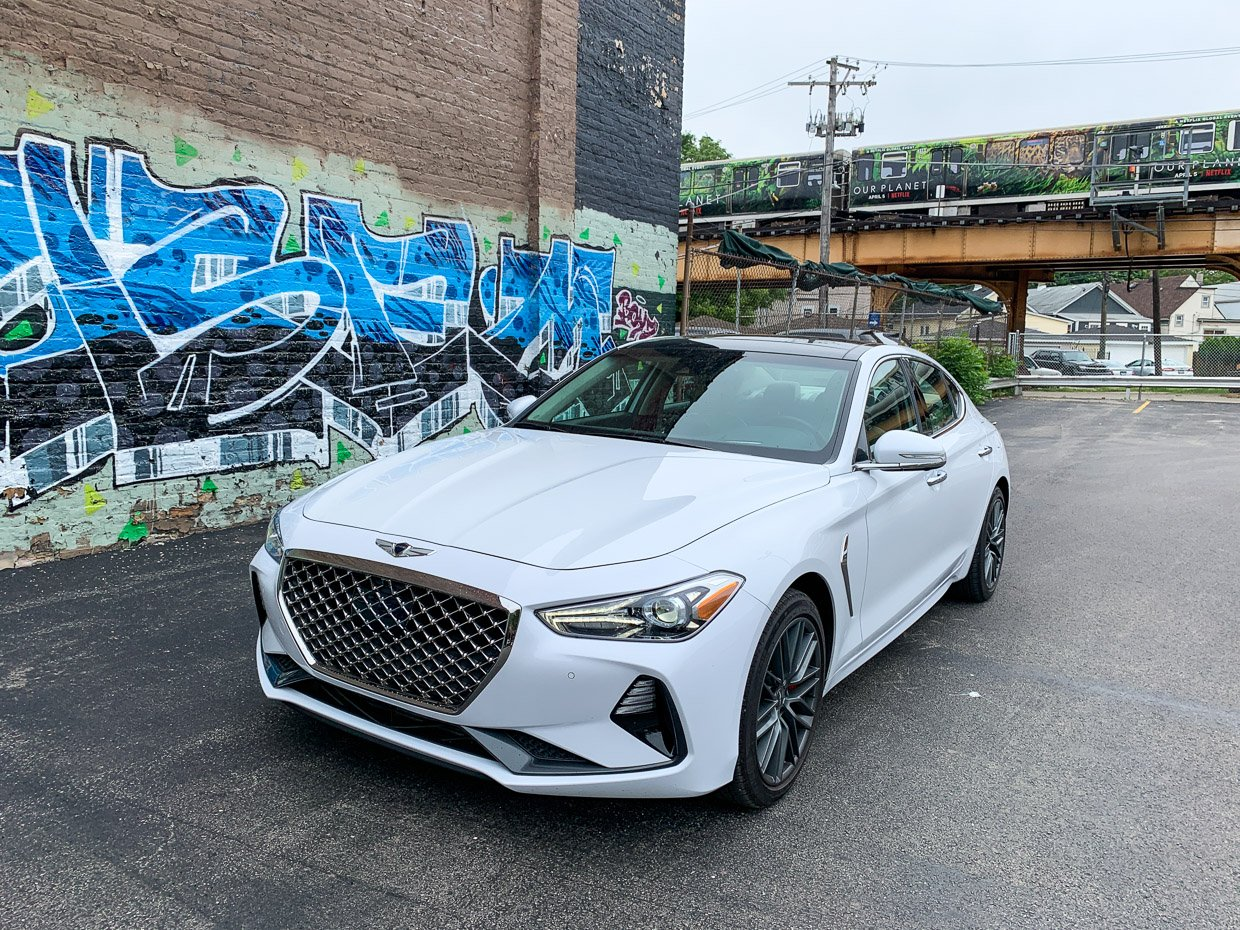 2019 Genesis G70 AWD 3.3T Review: Smooth Operator