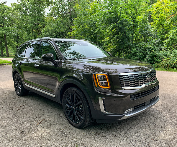2020 Kia Telluride SX V6 AWD Review: A 3-Row Wonder