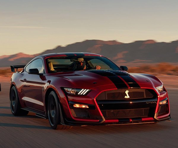 2020 Mustang Shelby GT500 Price Revealed