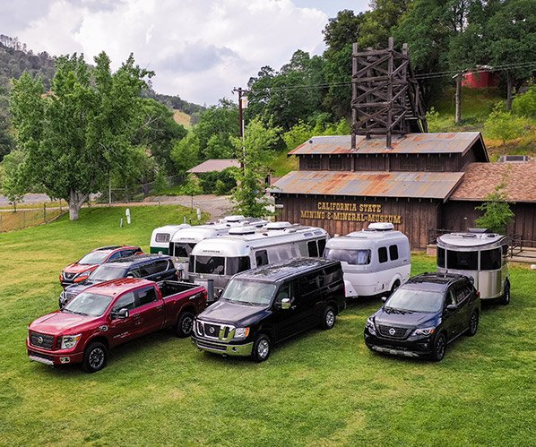 You Don't Need a Big Pickup Truck to Enjoy a Vacation on Wheels