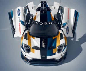 Ford GT Mk II Is the Track-only, 700hp Evolution of the GT
