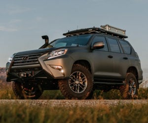 Lexus GXOR: An Off-Road Concept Build Based on the GX