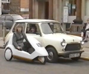 Retro-Future Mobility: The Sinclair C5 Electric Trike