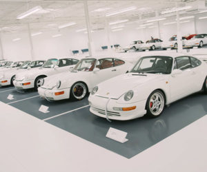 Take a Tour of the Porsche White Collection