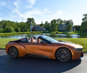 2019 BMW i8 Roadster Review: Hybrid Power, Wind in Your Hair