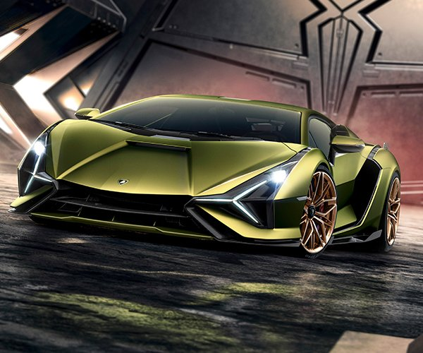 Lamborghini Sián: The Hybrid Heir to the Aventador