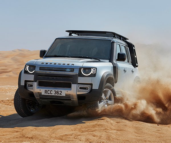 2020 Land Rover Defender Specs, Prices, and Configurator Revealed